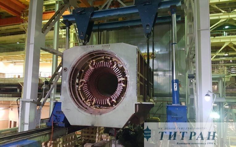 Портальная Гидравлическая система Lift system 44f